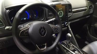 Renault Koleos - Beijing show interior