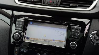Nissan Qashqai 2016 - infotainment