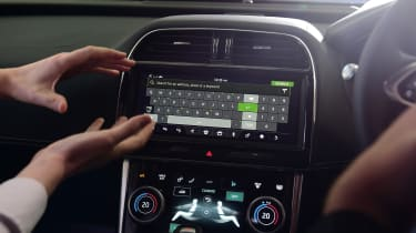 JLR tech secrets feature- sat-nav