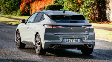 DS 4 - rear action