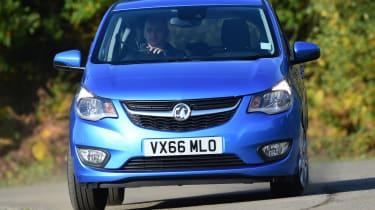 Vauxhall Viva - front cornering