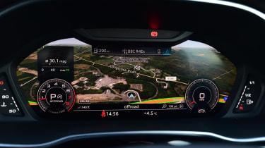 Audi Q3 - Virtual Cockpit