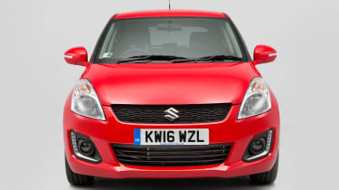 Used Suzuki Swift Mk6 - full front