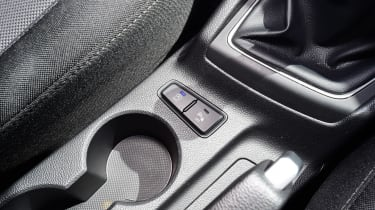 Hyundai i20 - cup holders