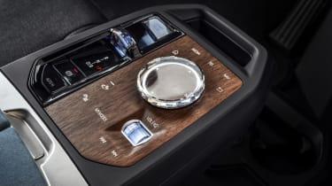 BMW iDrive 8 - centre console