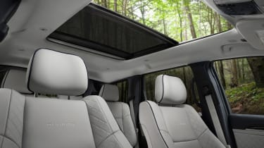 Jeep Grand Cherokee Summit - panoramic roof