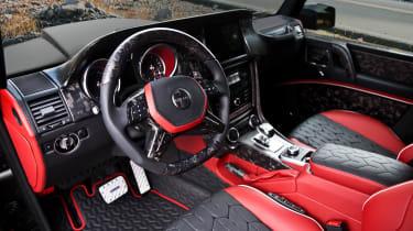 Mansory Mercedes-Benz G500 4x4²