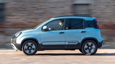 Fiat Panda Mild Hybrid - side
