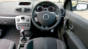Clio III RS 197 - dash