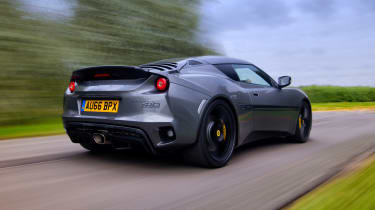 Lotus Evora 410 - rear