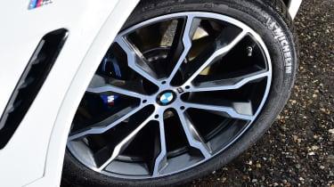 BMW X3 - wheel