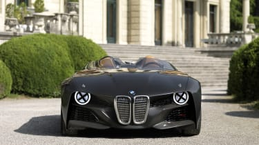 BMW 328 Hommage - front
