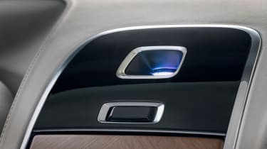 Volvo S90 Ambience concept - detail