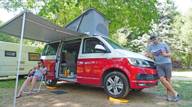 VW California - best long-term cars 2019