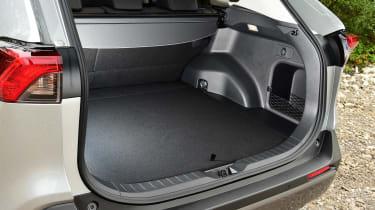 Toyota RAV4 - boot