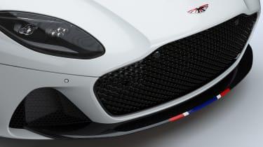Aston Martin DBS Superleggera Concord - grille