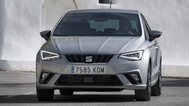 SEAT Ibiza diesel - front