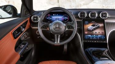 Mercedes C-Class All-Terrain - dash