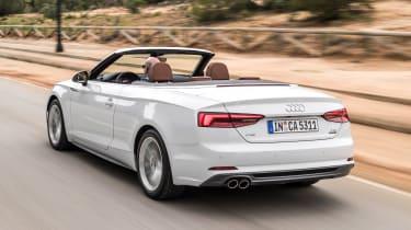 Audi A5 Cabriolet - rear