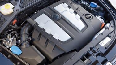 VW Phaeton V6 TDI engine