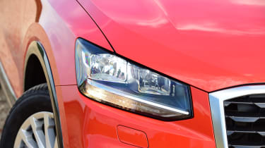 Audi Q2 - headlight