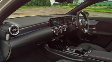 Mercedes A 250 AMG Line - cabin