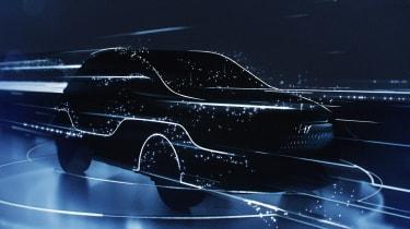 Hyundai Kona EV - front teaser