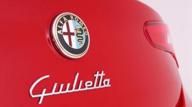 Used Alfa Romeo Giulietta - Giulietta badge