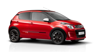 Citroen C1 Urban Ride - front studio