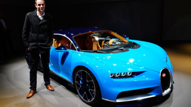 Bugatti Chiron - Graham Hope