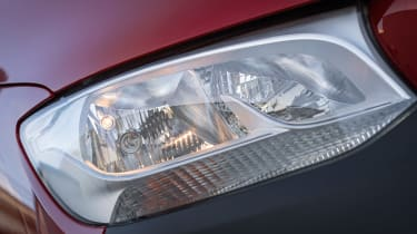 Mercedes Sprinter - front light