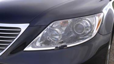 Lexus LS460 headlight