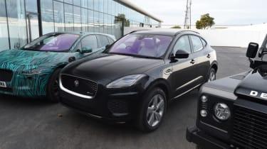Jaguar Land Rover feature - Jaguar E-Pace