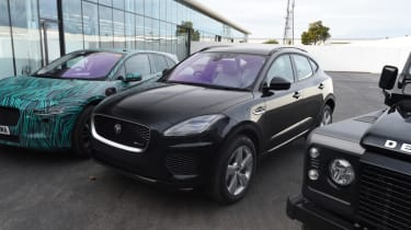 Jaguar Land Rover feature - Jaguar E-Pace