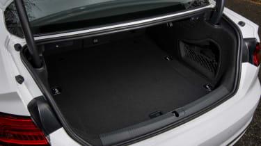 Audi A5 Coupe 2.0 TDI - boot
