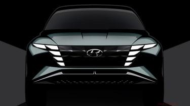 Hyundai Vision T - front static