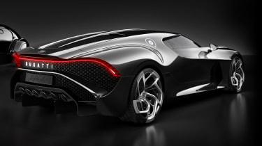 Bugatti La Voiture Noire - rear