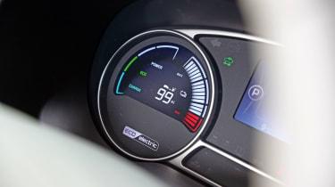 Kia Soul EV long-termer - dials