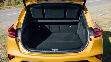 Kia XCeed 1.4 petrol - boot