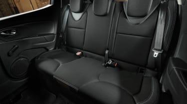 Renault Clio Urban Nav - rear seats