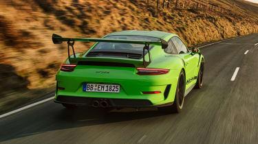 Porsche 911 GT3 RS - rear