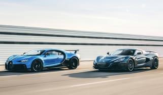 Bugatti Rimac