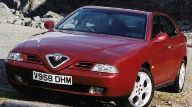 Italian modern classics - Alfa Romeo 166