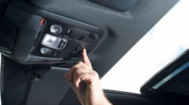 Peugeot 5008 GT Line - buttons