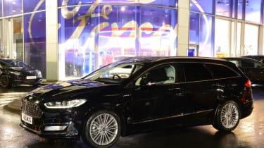 Ford Mondeo Vignale road trip - arrival