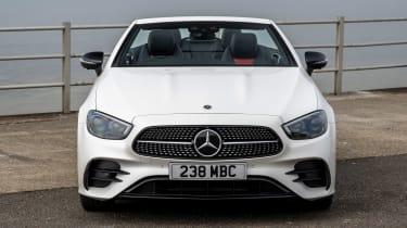 Mercedes E 300 Cabriolet - full front