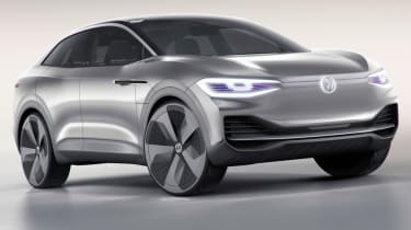 A to Z guide to electric cars - VW ID Crozz