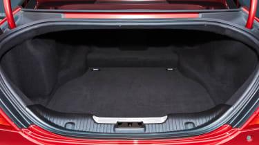 Jaguar XJ R-Sport 2015 boot