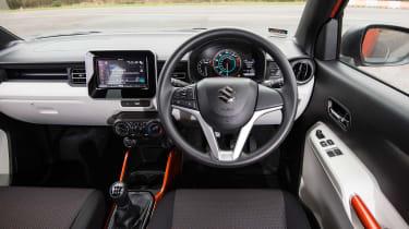 Suzuki Ignis - dash