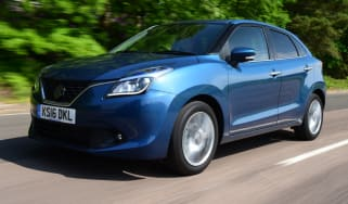 Best first cars for new drivers - Suzuki Baleno